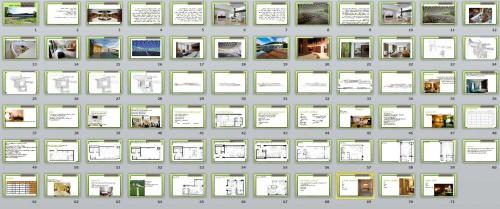 پاورپوینت بررسی هتل نارویل - 68 اسلاید بهمراه نقشه ها و تصاویر